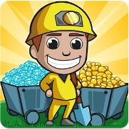 Kostenlose Handyspiele spielen - Idle Miner Tycoon