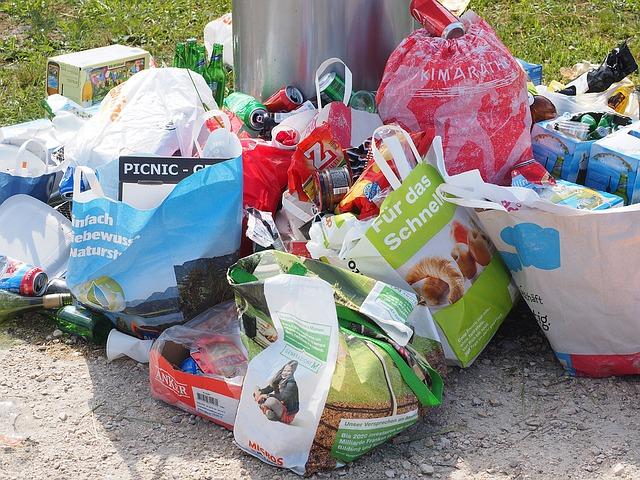 Tipps zum Plastikmüll vermeiden